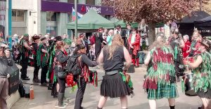 The English Festival at Horsham